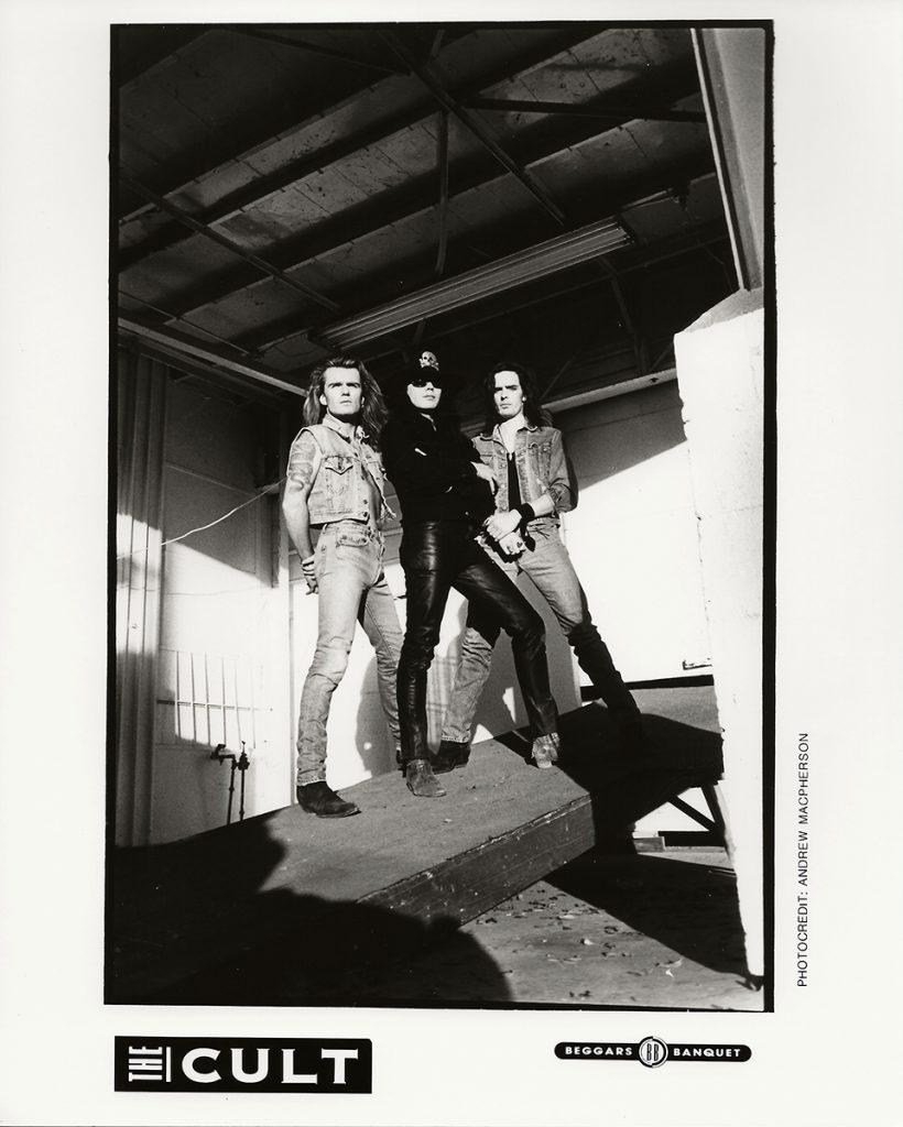 Sonic Temple Press Photo - 1989