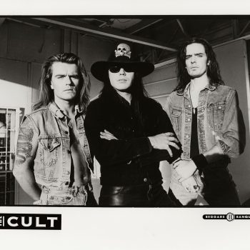 Famous Sonic Temple Press Pic -1989
