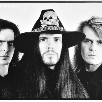 The Cult Melody Maker Interview 'alternative' pic – 1989