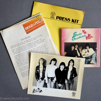 Studio Sweethearts 'I Believe' Single Press Kit – 1979