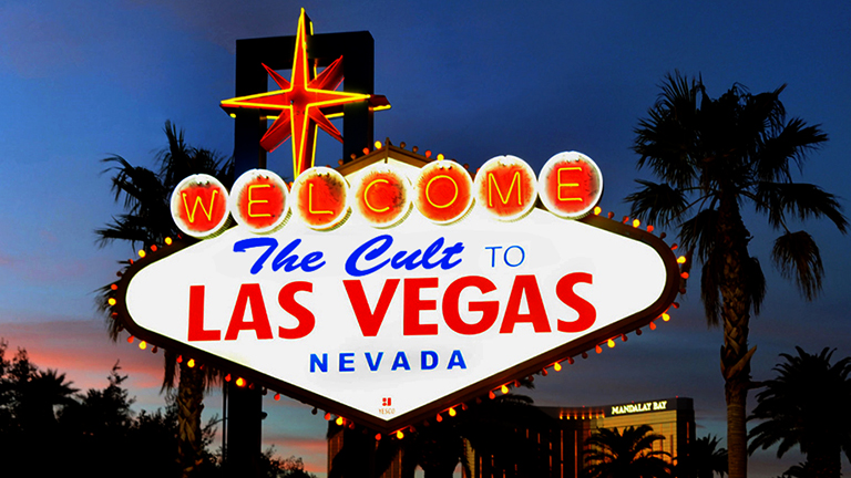 Welcome the Cult to Las Vegas