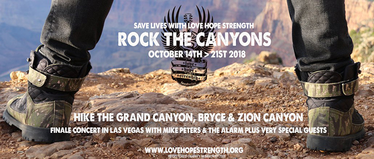 Rock The Canyons 2018
