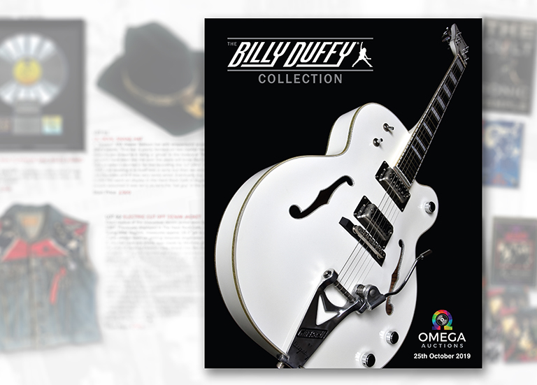 The Billy Duffy Collection - Auction 2019